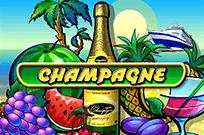 Аппарат Champagne от клуба Вулкан на деньги