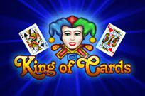 King Of Cards – лучшие автоматы с бонусом от Вулкана
