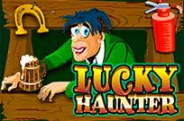 Lucky Haunter бесплатный аппарат Вулкан с бонусом