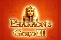 Pharaohs Gold III для игры на деньги в Вулкане