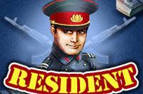 Играйте на деньги в автомат Resident в Вулкане