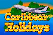 Вулкан дарит бонусы в автомате Caribbean Holidays