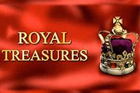 Вулкан и автоматы на деньги Royal Treasures