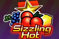 Играйте в Вулкане на деньги в Sizzling Hot