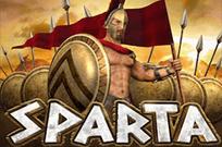 Играйте в автомат Sparta в Вулкане на деньги