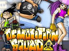 Команда Демонтажников игровой автомат 24