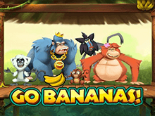 Вулкан 24 автомат Вперед Бананы