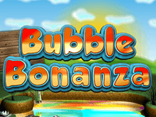 Виртуальная игра Bubble Bonanza от топового производителя автоматов