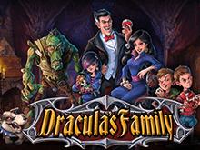Игровой слот Семья Дракулы