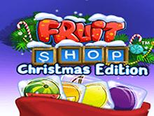 Виртуальный слот Fruit Shop Christmas Edition
